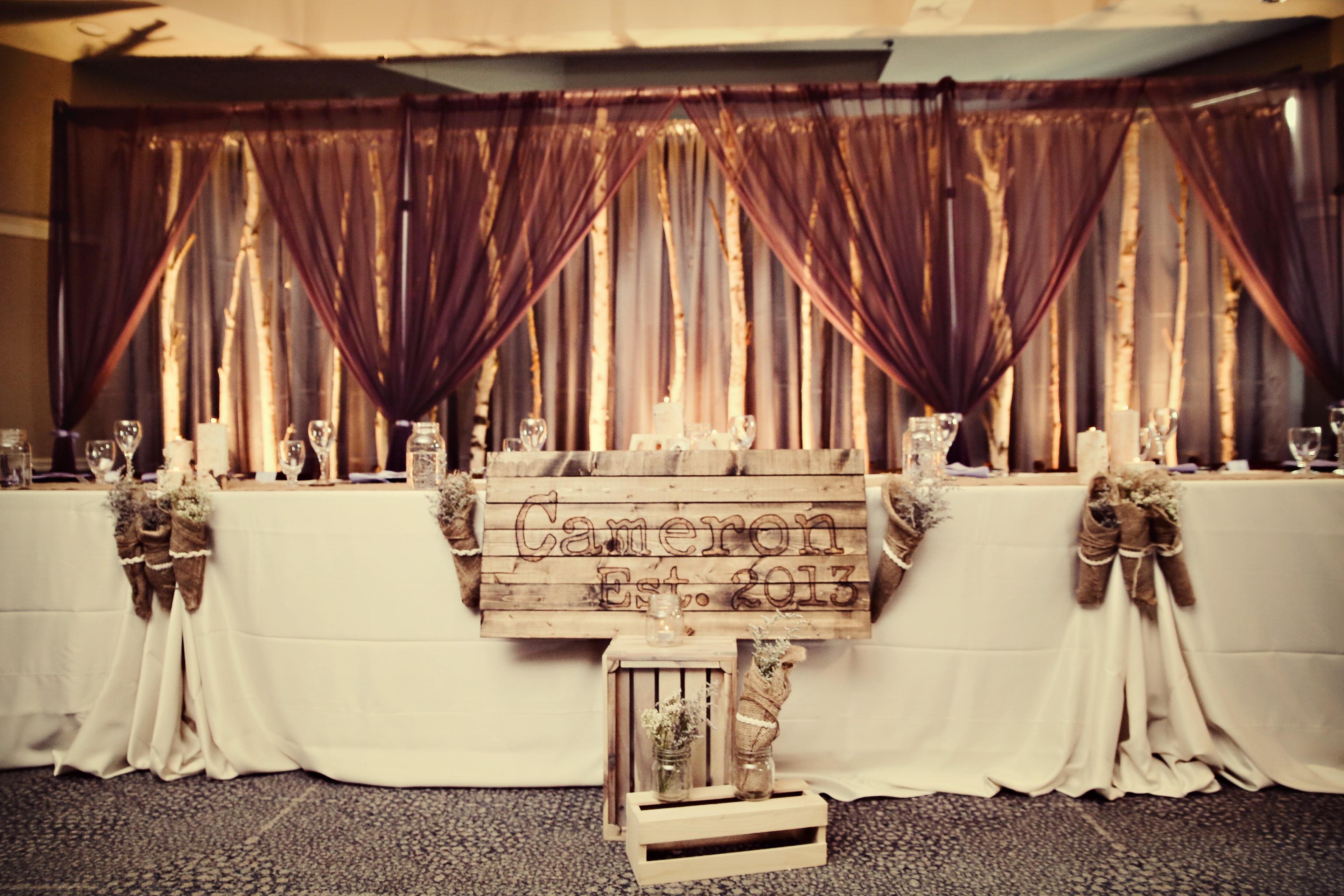 A Gorgeous Wedding in Fort Saskatchewan : Elegant Earth