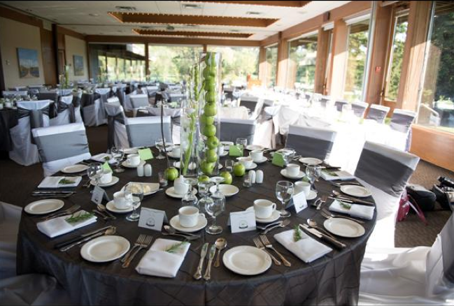Modern Wedding At The Royal Mayfair Golf Club Elegant Earth